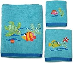 Best fish towels bathroom Reviews
