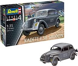 Revell 03270 Saloon German Staff Car Kadett K38 Sal, Multi Colour, 1: 35 Scale