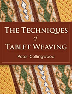 tablet weaving on inkle loom