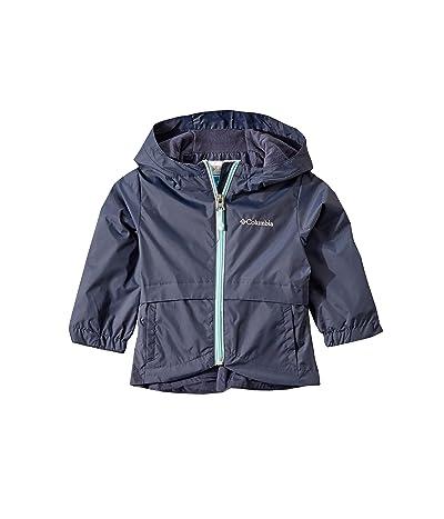 Columbia Kids Rain-Zillatm Jacket (Toddler) (Nocturnal/Spray) Girl