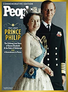 PEOPLE Prince Philip: The Life-Long Love Story of Queen Elizabeth and the Duke of Edinburgh