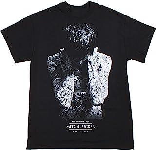 RCT-T Men's Suicide Silence Mitch Lucker In MemoriamファッションプリントグラフィックTシャツ
