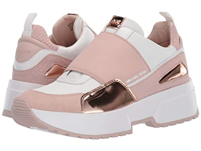 MICHAEL Michael Kors Cosmo Slip-On (Soft Pink) Women