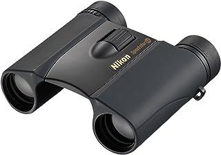 Nikon Sportstar EX 8 x 25 D CF (Charcoal Grey), Black (BAA710AA) (Australian Warranty)