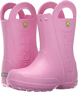 Crocs Kids Handle It Rain Boot (Toddler/Little Kid)