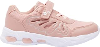 Shoexpress Textured Low Ankle Sneakers with Buttefly Cutwork Design