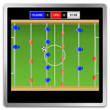 Virtual Table Football