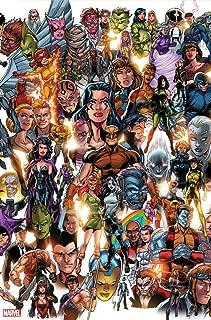 New Mutants #1 Bagley Every Mutant Ever Var Dx