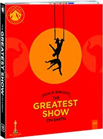 Cecil B. DeMille's THE GREATEST SHOW ON EARTH debuts on Blu-ray March 30th from Paramount