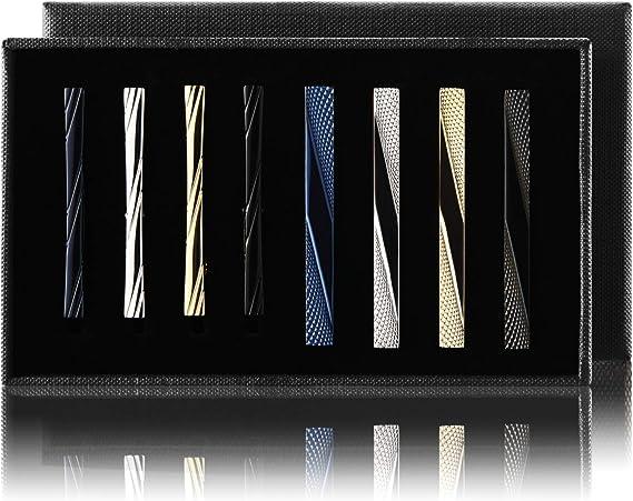 MOZETO Tie Clip Set for Men