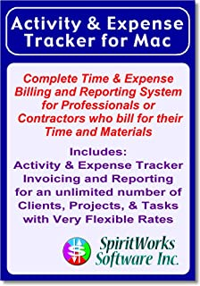 expense tracking software for mac