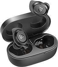 SoundPEATS TrueFree2 Wireless Earbuds Bluetooth 5.0 Headphones in-Ear Stereo TWS Sports Earbuds, IPX7 Waterproof, Customiz...