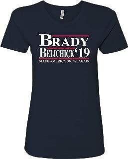 Brady Belichick '19 Make America Great Again Womens Fit T-Shirt