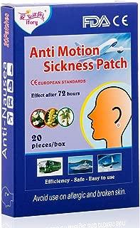 Best motion sickness behind ear Reviews