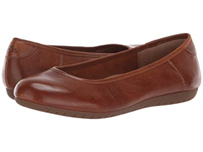 Taos Footwear Rascal (Hazelnut Leather) Women