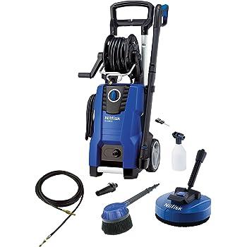Nilfisk E 140.3-9 PAD X-tra, Hochdruckreiniger, blau, 128470514