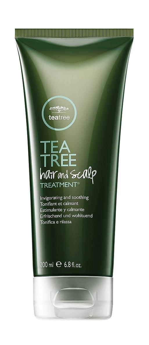 プラスチックオーバーフロー腫瘍Paul Mitchell Tea Tree Hair and Scalp Treatment - 200ml