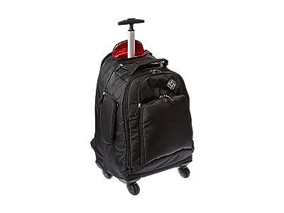 Samsonite Spinner Backpack (Black) Backpack Bags