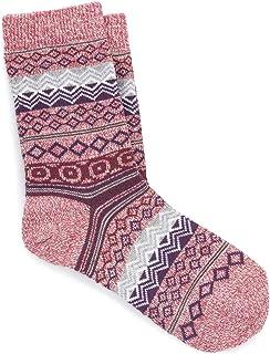 Birkenstock Cotton Jacquard Faded Rose Socks