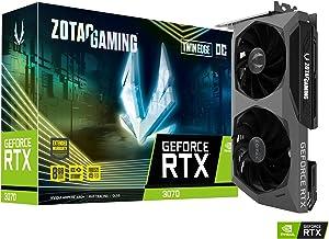 ZOTAC GAMING GeForce RTX 3070 Twin Edge OC LHR グラフィックスボード ZT-A30700H-10PLHR VD7778