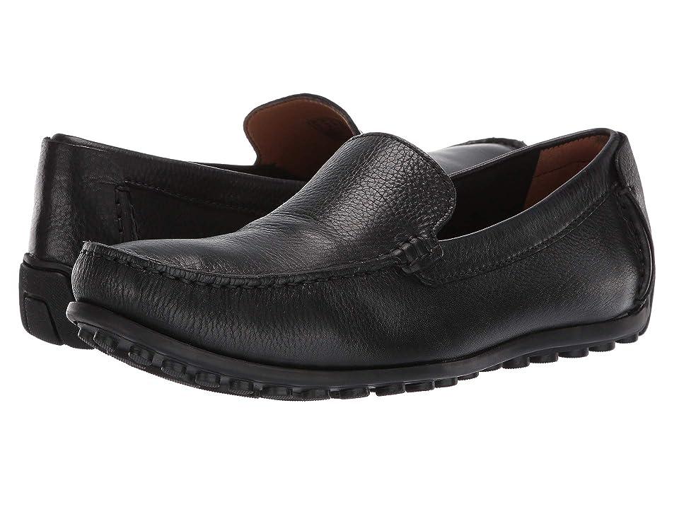Clarks Hamilton Free (Black Leather) Men