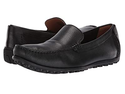 Clarks Hamilton Free (Black Leather) Men