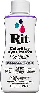 dyeing denim red