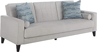 BELLONA Fashion & Function Furniture Milton Collection (Sofa Bed w/Storage) PERLA EKRU