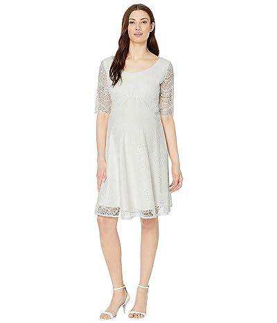 Tiffany Rose Verona Maternity Wedding Dress (Ivory White) Women