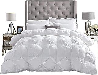 """Top Quality Bedding Set 100/% Egyptian Cotton 800-TC Euro King IKEA Size 39/"""" Deep"""