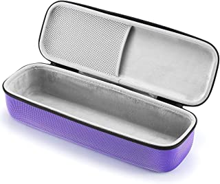 Sponsored Ad - Hard Case for Revlon One-Step Hair Dryer & Volumizer& Styler, Carrying Storage Bag.(Case Only)-Purple(gray ...
