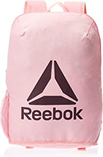Reebok Sport and Outdoor Backpacks for Unisex, Pink, DU2920