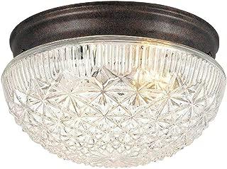 Best cut glass ceiling light Reviews