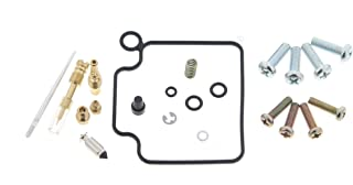 Race Driven OEM Replacement Carburetor Rebuild Repair Kit Carb Kit for Honda Foreman TRX400FW TRX400 TRX 400 FW