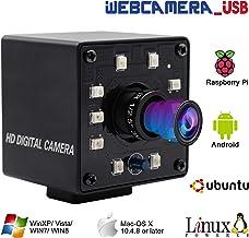 "100fps Night Vision USB Camera 1/2.7"" CMOS OV2710 Web Cam Full HD 1080P USB with Camera Mini Infrared USB2.0 Webcam with I..."