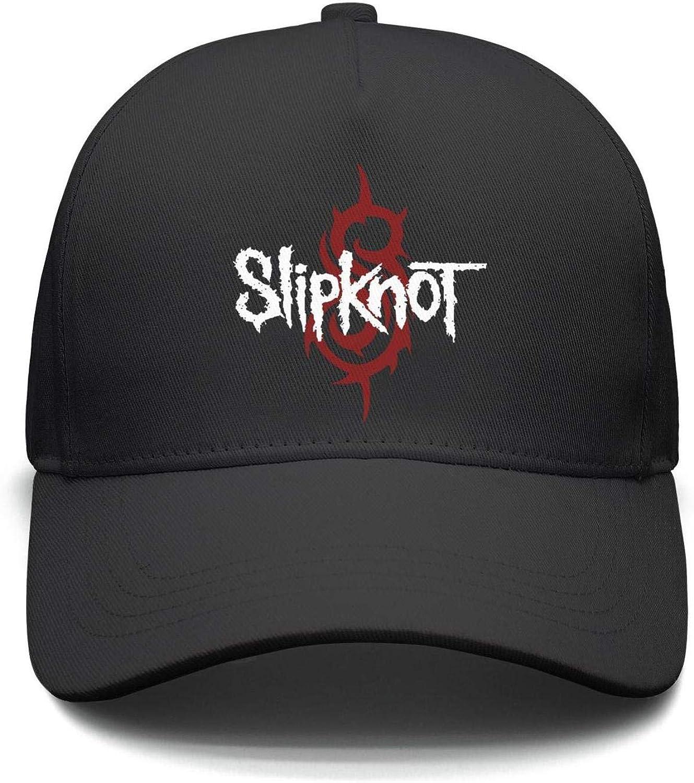 Snapback Hats Cool Cap Hip Hop caps Unisex Slipknot-Logo