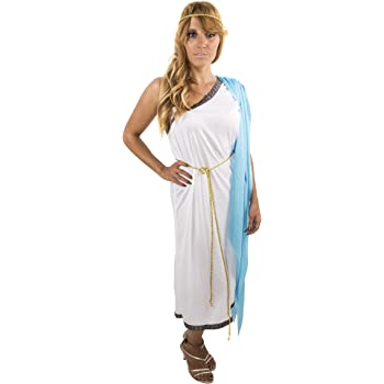 Costumizate! Disfraz de Romana para Mujer Adulto Especial para ...