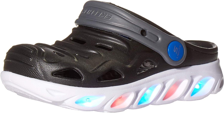 Discount mail order Max 45% OFF Skechers Foamies boys - Hypno-splash Lighted Cl Razder