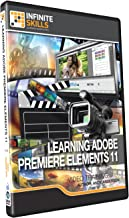 Learning Adobe Premiere Elements 11 - Training DVD