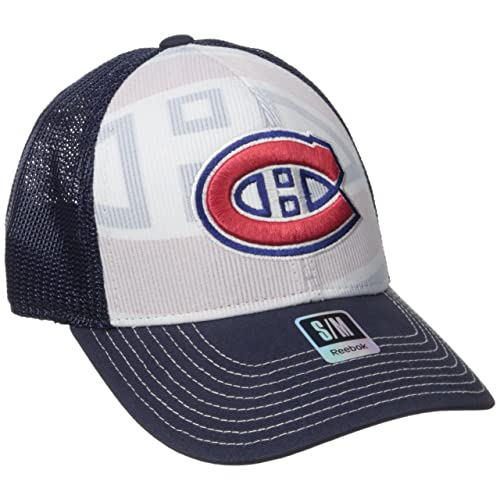 511d182ab0c NHL Men s Face-Off Formation Structured Flex Cap