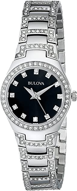 Bulova Ladies Crystal - 96L170