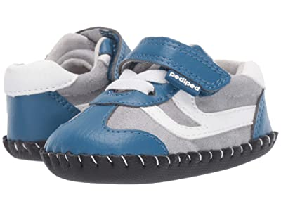 pediped Cliff Originals (Infant) (Blue/Grey) Boy