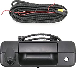$59 » Tailgate Backup Camera Rear View Handle Compatible with Toyota Tundra 2007 2008 2009 2010 2011 2012 2013