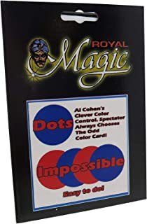 Al Cohen's Dots Impossible - A Sleightless Magic Miracle Printed on Royal Playing Card Stock!