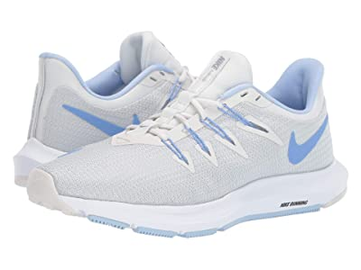 Nike Quest (Platinum Tint/Royal Pulse/Royal Tint) Women