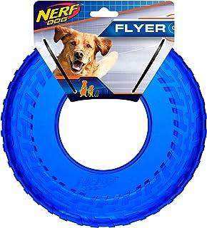 10in Enhanced Translucent TPR Tire Flyer - Blue