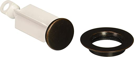 Moen 10709ORB Replacement Bathroom Sink Drain Plug and Seat, Oil Rubbed Bronze