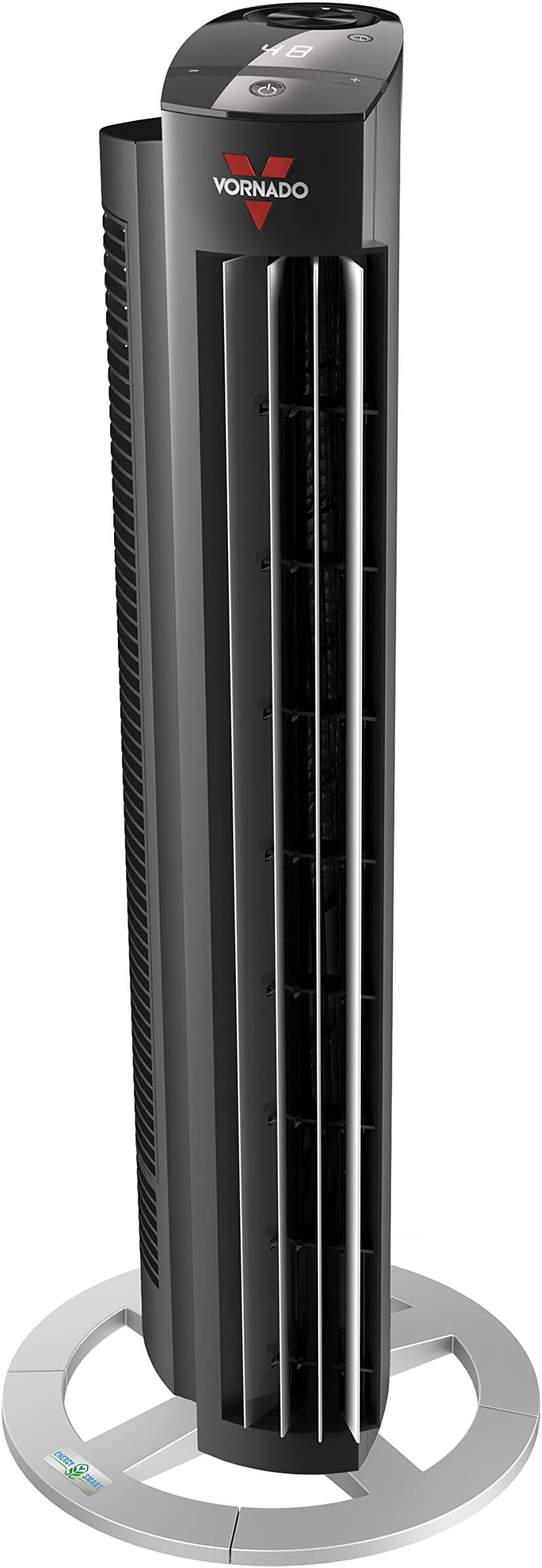Vornado NGT33DC Energy Smart Tower Air Circulator Fan with Variable Speed, 33""