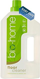bio-home Floor Cleaner, Lemongrass and Green Tea, 1.5L