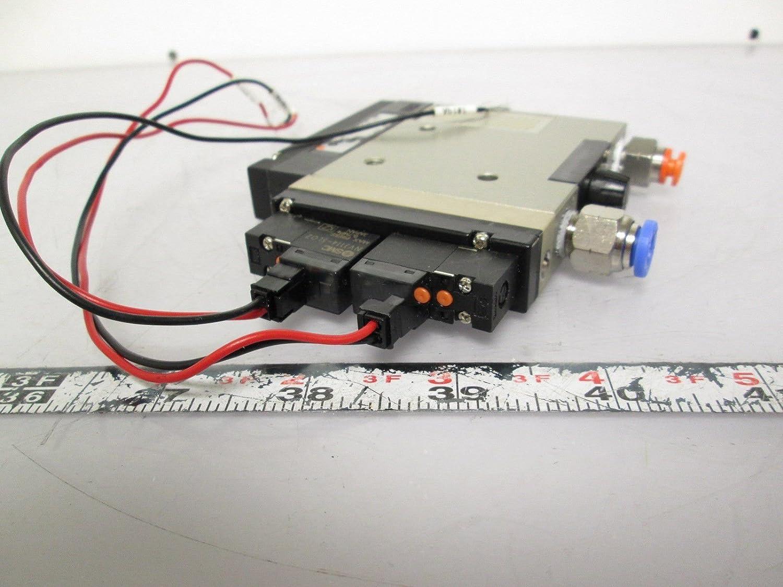 Max Ranking TOP16 89% OFF SMC NZM051HT-K5LZ Vacuum Generator Supply 24inHg 75PSI Pressure